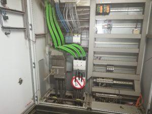 ESASUR concluye la Instalación Eléctrica de M.T. y B.T. correspondiente a la ampliación de la Fábrica de HERBA RICEMILLS en Jerez de la Frontera, Cádiz